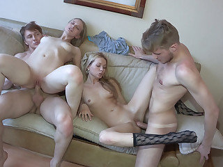 Teens fuck and shoot it on cam